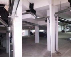 Устройство водоотведения парковка СтройКонсалт